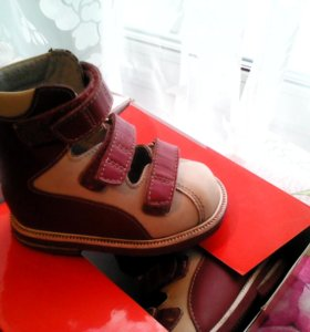 Орто-туфли 22размер