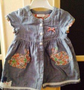 Платьеце для малыши