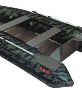 Комплект лодка краб 310,мотор ниссан марин 9,8
