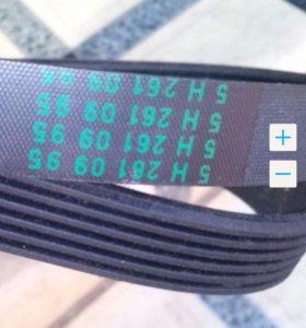 Ремень генератора новый 6PK2140