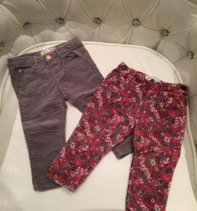Штаны Zara для девочки