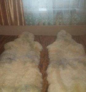 Автомобильные чехлы из натуральной овчины