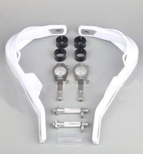 Защита рук армированная для мотоцикла, квадроцикла