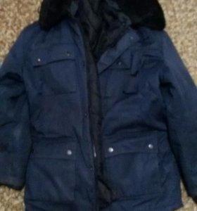 Зимняя куртка - спецодежда