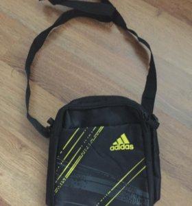 Мужская сумка. Adidas. Новая