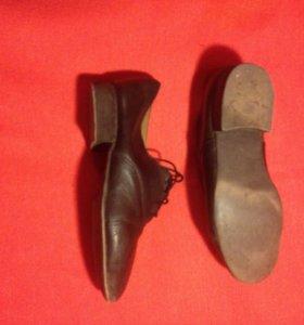 Туфли для бальных танцев на мальчика.
