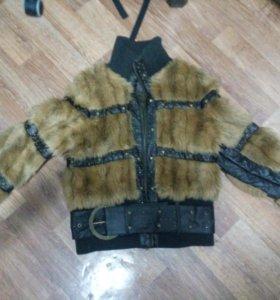 Куртка-меховушка