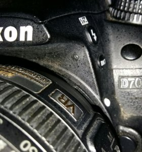 Фотоаппарат зеркальный