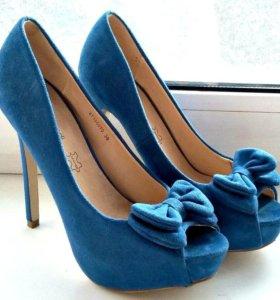 Продам новые туфли, р 38