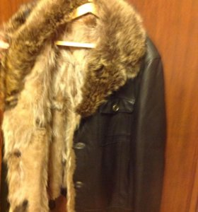 Куртка зимняя мужская прескожа