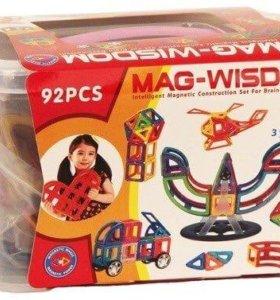 Магнитный конструктор Mag-Wisdom 92