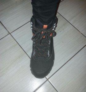 Зимние ботинки 37размер