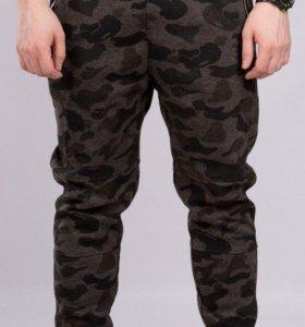 Мужские галифе-брюки