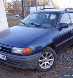 Opel Astra 1992г. По запчастям, звоните узнавайте
