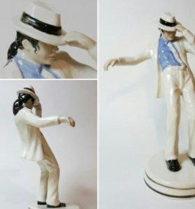 Майкл Джексон в фарфоре