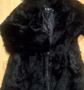 Куртка-шуба на перешивку