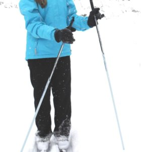 Зимняя спортивная (лыжная) куртка.