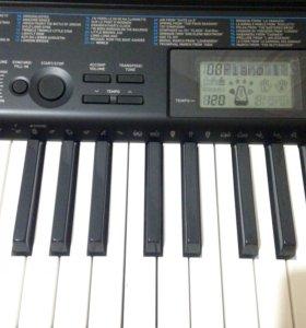 Синтезатор CASIO CTK-1200