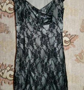 Платье гепюровое Incity