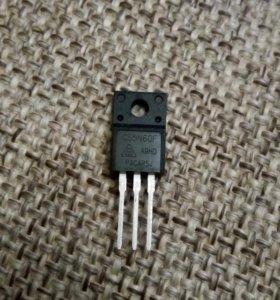 транзистор полевой CS5N60F
