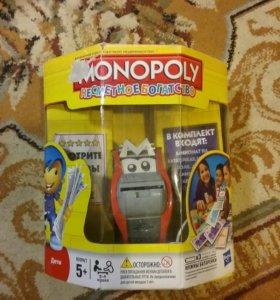 """Развивающая игра """"monopoly"""""""