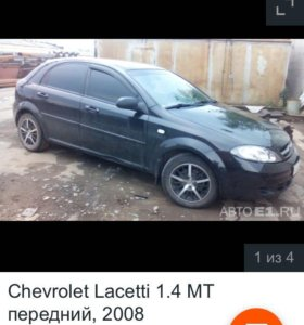 Chevrolet lacetti. 2008 1,4 МТ