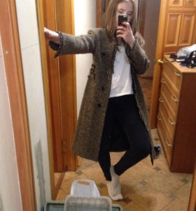 Пальто снежная королева
