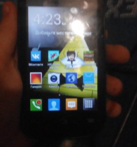 Alcatel onetouch pop c 2