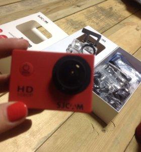 Спортивная камера SJ CAM 4000 wi fi ( авторег-р)