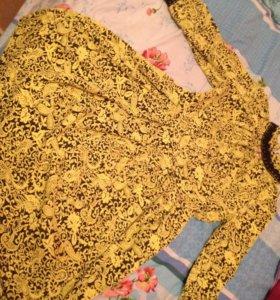 Красивое платье на 46р