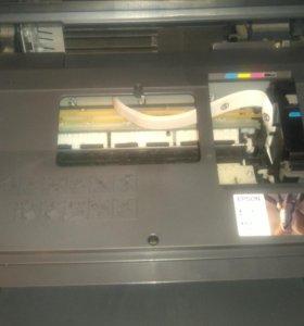 Принтер Мфу струйный
