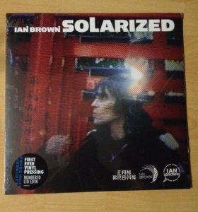 Ian Brown - Solarized виниловая пластинка