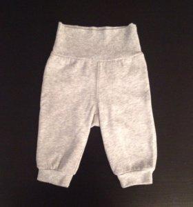 Тёплые штанишки для малыша