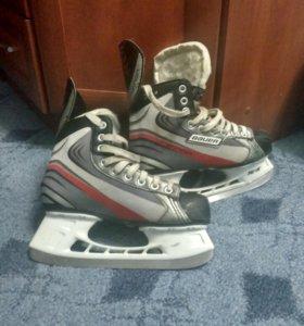 Хоккейные коньки BAUER (VAPOR X.0 SKATE JR BTH11)