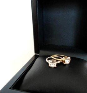 Кольцо на фалангу пальца