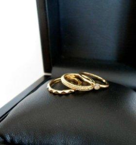 Кольца на фалангу пальца