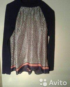 Платье, шелковая водолазка