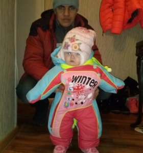Комбензон осень-зима