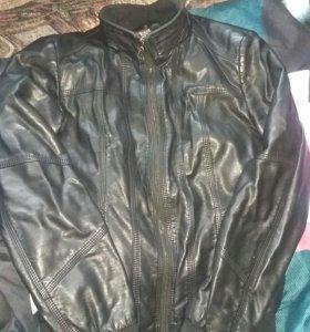Куртка.кожзам