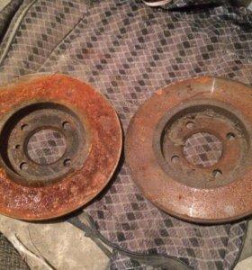 Тормозные диски BMW 3 e30