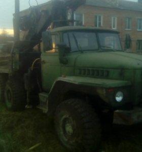 Лесовоз, Машина новая, установка Fiskars Zet 700