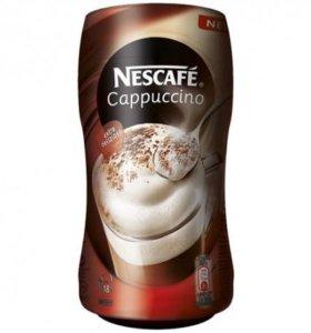 """Растворимый кофе """"Nescafe Cappuccino"""""""