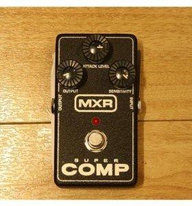 Гитарный эффект dunlop M 132 (MXR Super Comp)