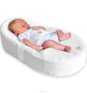 Кокон для новорожденного + сменный чехол