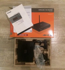 Роутер d-link wireless 150 router dir-300