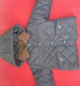 курточка на флисе Zara