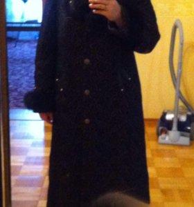 Теплое пальто