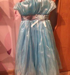 Нарядные платья на девочку
