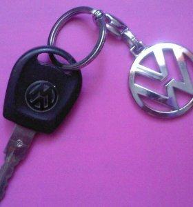 Автомобильный ключ для  фольцваген