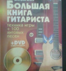 Самоучитель по игре на гитаре